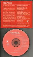 Rare ADVNCE PROMO CD PRODIGY Chemical Brothers BJORK Crystal Method UNDERWORLD