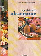 M. Spoerlin - LA CUISINIERE ALSACIENNE -