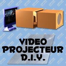 Utilisez votre TELE ou ECRAN PLAT en Videoprojecteur !