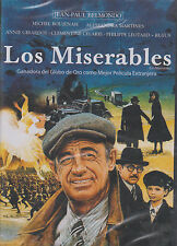 DVD - Los Miserables NEW Les Miserables Michel Boujenah FAST SHIPPING !