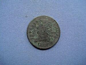 1809 USA - ½ Cent - Classic Head Half Cent - Copper Coin - 4327