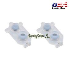 2pcs L1 R1 L2 R2 L1R1L2R2 Button Rubber Silicone Pad For PS4 Controller JDS-030