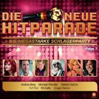 DIE NEUE HITPARADE FOLGE 7 2 CD NEU
