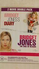 Bridget Jones Diary  / Bridget Jones Edge Of Reason (DVD, 2006, 2-Disc Set)