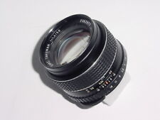 Pentax Takumar 50mm f/1.4 SMC M42 SCREW MOUNT MANUAL FOCUS Lens * MINT