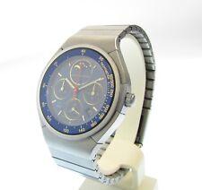 IWC Porsche Design Chronograph mit Mondphase-Titanmodell-Herrenluxusuhr