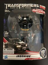 Transformers Dark of the Moon Hasbro DotM Mechtech Leader Class Ironhide NEW