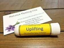 UPLIFTING Aromatherapy Inhaler, Mood Boost, Energy Boost, Motivate, Mood Lifter