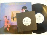 SAMMY HAGAR LP STANDING HAMPTON + insert + 45/ promo single
