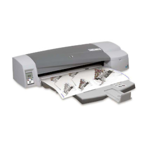 CQ533A HP DesignJet 111 mit Fach Plotter DIN A1 USB Parallel NEU