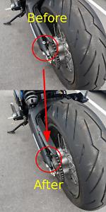 Ducati Scrambler Swingarm Cleanup Kit