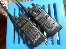 Kenwood 430MHz FM Transceiver TH-48A 4 Bands Ham Radio