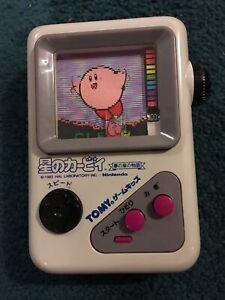 Kirby's Adventure Gameboy Toy JAPAN Figure Rare Nintendo King Dedede Kirby HAL