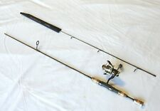 Elite 6' 2PC Spinning Ultralight Trout Combo/ 5 BB Reel 1-5Lb