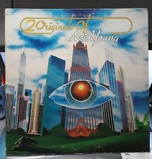 Double LP - NEIL YOUNG - 2 Originals Of Neil Young .. 1975   Reprise Records ‎–
