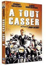 "DVD ""A TOUT CASSER""  Johnny Hallyday   NEUF SANS BLISTER"