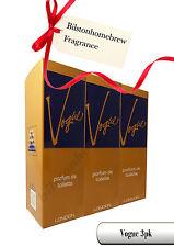 THREE Milton Lloyd Vogue Womens 50ml spray Parfum de Toilette Buy 3