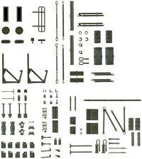 Kibri 18032 Kit de montage H0 Bundeswehr pour les Conduits