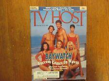 Dec-1994 Pa. TV Host Mag(BAYWATCH/PAMELA ANDERSON/DAVID HASSELHOFF/DAVID CHARVET