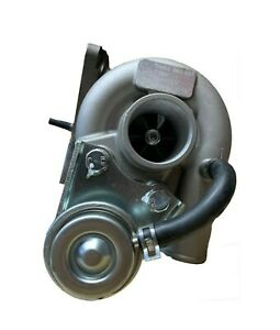 Turbocharger - Citroen / Fiat / Ford / Peugeot - 49131-05210 / TD03L4-09GK