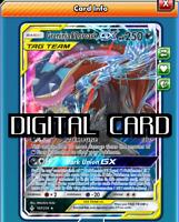 Blacephalon GX RA Lost Thunder Digital Card Pokemon TCG ONLINE PTCGO SENT FAST!!