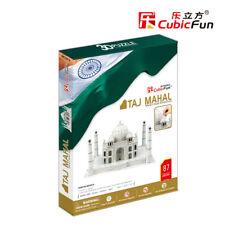 Taj Mahal  - (S.T.E.A.M) CubicFun 3D puzzle MC081h 87 pcs
