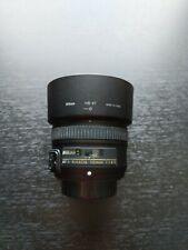 Nikon Nikkor AF-S 50 mm F/1.8G Lens