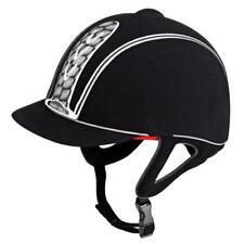 Harry Hall Legend Plus PAS Riding Hat Children 6 1/2 Black