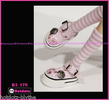 Alice's Shoes, Custom Mary Jane For Lalaloopsy - B3_170, Baby Pink