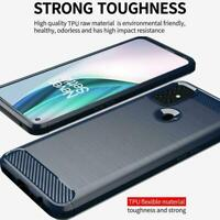 For OnePlus Nord N10 5G / Nord N100, Shockproof Soft Cover Brushed TPU Case X2R4