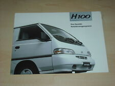 49497) Hyundai H 100 Prospekt 1994