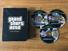 Grand Theft Auto The Trilogy (Xbox) PAL