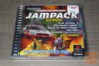 PlayStation Underground Jampack Demos (PlayStation 1 PS1) FACTORY SEALED!