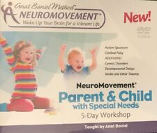 Anat Baniel Method - Neuromovement - Wake Up Your Brain For A Vibrant Life