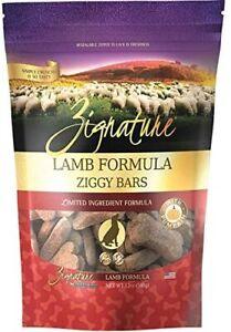 Zignature Ziggy Bars 12 oz Bags 6 Flavors
