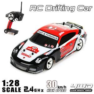 WLtoys K969 4WD RC Car 1/28 RC Drift Car 2.4G High Speed Racing Car RTR AU