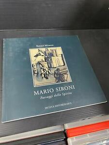B14 MARIO SIRONI - Paesaggio dello spirito - De Luca