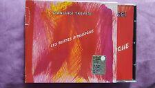 GIANLUIGI TROVESI - LES BOITES A MUSIQUE. CD