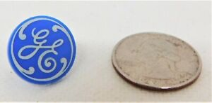 Vintage General Electric Plastic Golf Pin, GE, Collectible