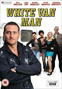 White Van Man: Complete 1st Series Dvd Will Mellor Brand New & Factory Sealed