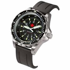 Jumbo Search Rescue (JSAR) Maple Marathon Military Dive Watch, Demonstrator: New