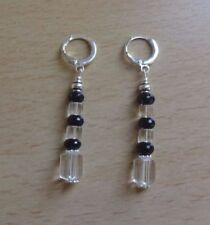 Onyx Natural Not Enhanced Fine Gemstone Earrings