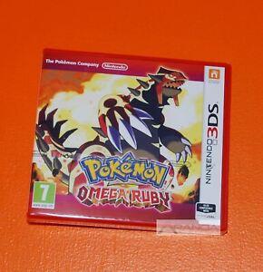 Pokemon Omega Ruby Nintendo 3DS New and Sealed