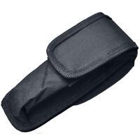 180mm Nylon Holster Holder Case Belt Bag Pouch For LED Flashlight Torch tyu