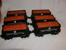 Lionel 1928190 Pennsylvania RR Assorted Ore Car 6 pack O 027 2019 MIB New PRR