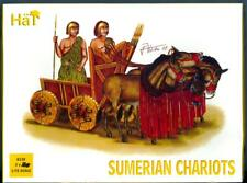 HaT Miniatures 1/72 SUMERIAN CHARIOTS Figure Set