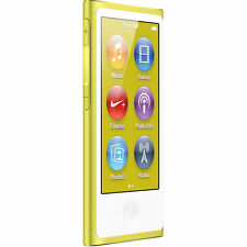 Official Apple iPod Nano 7th Gen Yellow *VGWC*+Warranty!!