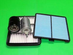 Filterset Filtersatz Inspektionspaket Chevrolet Matiz 0.8 (38kW) & 1.0 (49kW)