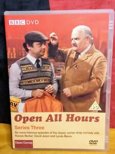 Open All Hours: Series 3 (DVD, R4, 2004)