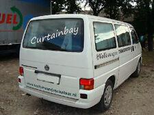VW Transporter T4 curtains full set. Campervan blinds grey